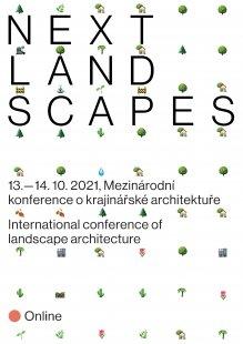 Next Landscapes - 1. ročník konference krajinářské architektury