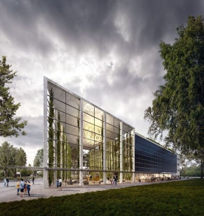 Zemědělské muzeum postaví v Č. Budějovicích budovy za 460 milionů