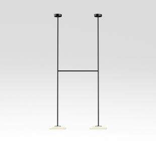 Nejnovějším počinem z dílny Marset jsou minimalistická, a přesto dekorativní svítidla Ambrosia a Ihana.