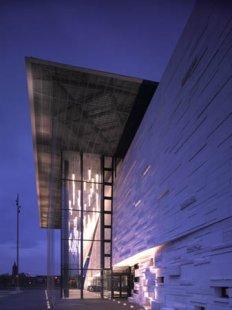 Galerie MIMA z dílny EEA - Klíč k revitalizaci Middlesbrough - foto: © Christian Richters