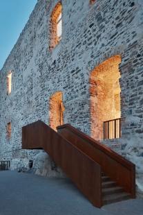 Den architektury 2021 - 300 akcí v 80 městech - Rekonstrukce hradu Helfštýn od Ateliéru R - foto: BoysPlayNice