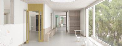 Praha 3 má vítěze architektonické soutěže na podobu nové školky