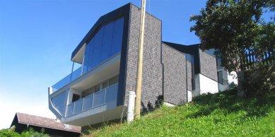Sadar Vuga – slovinské zaklínadlo úspěchu - dům D, Velenje, 2003, formule: interlocking fronts - foto: archiv Sadar Vuga