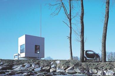 V Německu testují mikrodům pro čtyři osoby - foto: © micro compact home ltd.