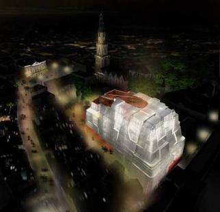 (EEA) Erick van Egeraat associated architects v GJF - foto: EEA