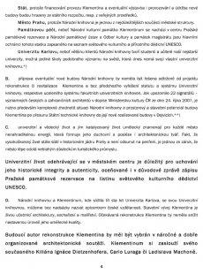 Otevřený dopis: Národní knihovna a Klementinum - foto: Doc. PhDr. Jiří T.Kotalík, CSc.