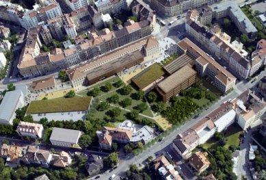 KRUH: Architektura a umění ve veřejném prostoru - FAM - Údolní 53