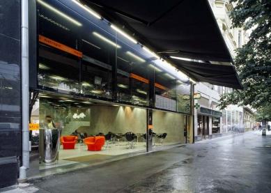KRUH: Architektura a umění ve veřejném prostoru - Petr Babák - Hotel Metropol