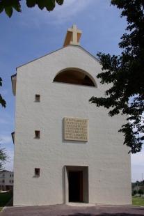 Kostel sv. Ducha na Šumné byl vysvěcen - foto: Atelier Štěpán