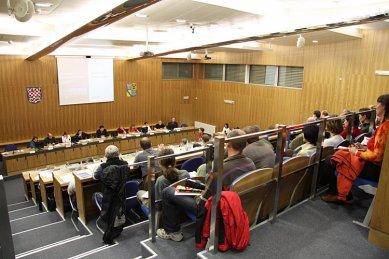 O územním plánu diskutovali v Olomouci zástupci města s odborníky - foto: Blanka Martinovská