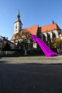 Mestské zásahy 01 - ksa - schody - foto: mestskezasahy.sk