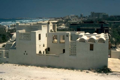 Abdel-Wahed El-Wakil držitelem Driehausovy ceny 2009 - Dům Halawa, Agamy, Egypt, 1975 - foto: © http://www.archnet.org/library/images