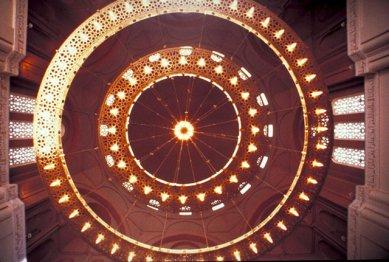 Abdel-Wahed El-Wakil držitelem Driehausovy ceny 2009 - Mešita krále Saúda, Džidda, 1987 - foto: © http://www.archnet.org/library/images