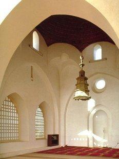 Abdel-Wahed El-Wakil držitelem Driehausovy ceny 2009 - Mešita Corniche, Džidda, 1988 - foto: © http://www.archnet.org/library/images