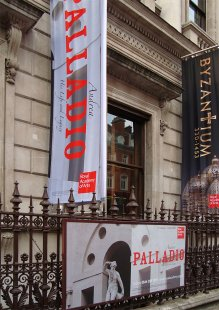 Výstava Andrea Palladio - His Life and Legacy - foto: Rasto Udzan