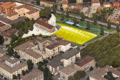 V Modeně položili základní kámen Ferrariho muzea od Kaplického - foto: Future Systems