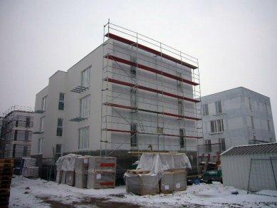 RD Rýmařov staví v Brně obytný park CUBBE - 23. února 2009