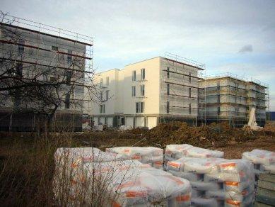 RD Rýmařov staví v Brně obytný park CUBBE - 23. března 2009