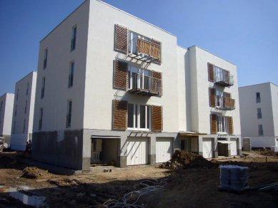 RD Rýmařov staví v Brně obytný park CUBBE - 27. dubna 2009