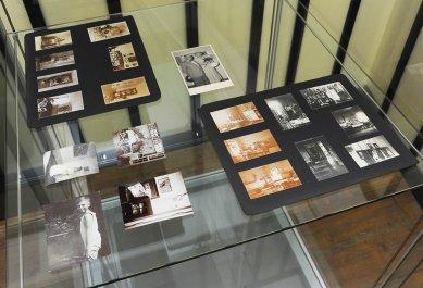 Josef Hoffmann: Inspirace - Expozice - foto: Město Brtnice