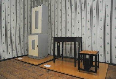 Josef Hoffmann: Inspirace - Expozice - foto: archiv Moravské galerie v Brně