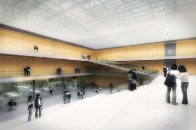 Fakulta humanitních studií UK bude mít asi nové sídlo - foto: Kuba, Pilař architekti