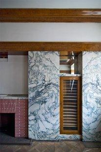 Loosův plzeňský interiér bude sloužit kulturním účelům - nové foto - foto: Petr Šmídek, 2009