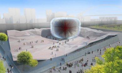 Britský pavilon pro šanghajské Expo 2010 od Thomase Heatherwicka  - foto: Heatherwick studio