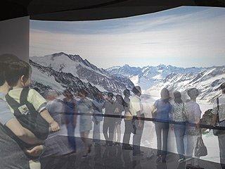 Švýcarský pavilon pro šanghajské Expo 2010 od Buchner Bründler - foto: Buchner Bründler Architekten