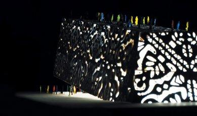 Polský pavilon pro šanghajské Expo 2010 od WWA architects - foto: WWA architects