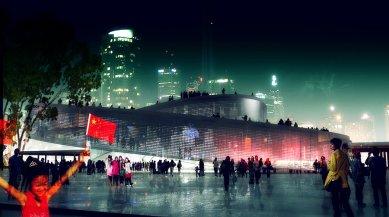 Dánský pavilon pro šanghajské Expo 2010 od BIG - foto: B.I.G.