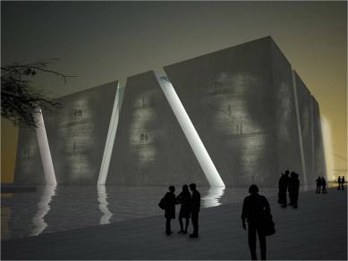 Italský pavilon pro šanghajské Expo 2010 od Iodice Architetti - foto: Iodice Architetti