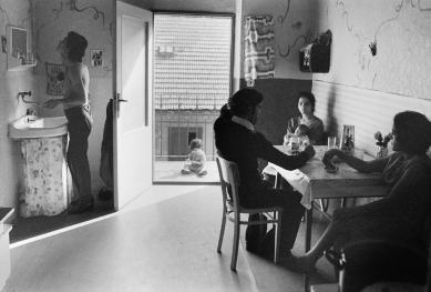 Věčný Žižkov - výstava věnovaná asanaci městské čtvrti - foto: Irena Stehli