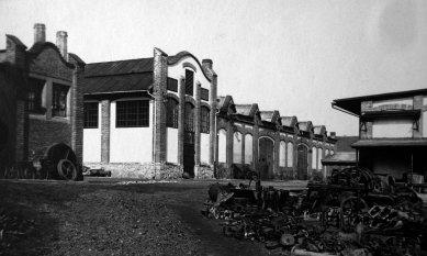 Vyšla kniha o historii zmizelé Klatovské Škodovky - Továrna (1930)
