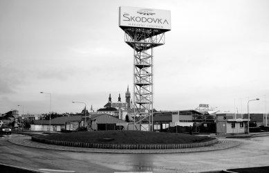 Vyšla kniha o historii zmizelé Klatovské Škodovky - Současný stav