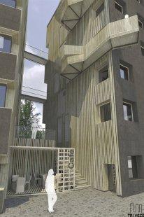 JKF 2010 - první místo v kategorii dům - foto: Jan Veisser