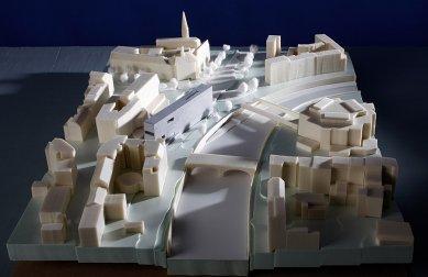 JKF 2010 - třetí místo v kategorii urbanismus - Fotografie modelu - foto: Kateřina Fryzelková