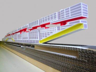 JFK 2010 - absolutní vítěz a první místo v kategorii urbanismus - Model - foto: Michal Krejčík