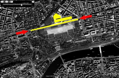 JFK 2010 - absolutní vítěz a první místo v kategorii urbanismus - foto: Michal Krejčík