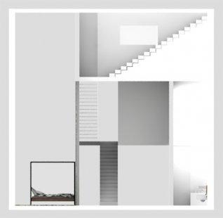 JKF 2010 - druhé místo v kategorii dům - Řez - foto: Theresa Kjellberg
