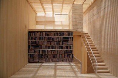 JKF 2010 - druhé místo v kategorii dům - Model - foto: Theresa Kjellberg