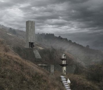 JKF 2010 - druhé místo v kategorii urbanismus - Příchod k věží - foto: Jan Vybíral