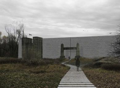 JKF 2010 - druhé místo v kategorii urbanismus - Přístupová cesta - foto: Jan Vybíral