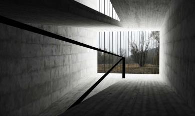 JKF 2010 - druhé místo v kategorii urbanismus - Vizualizace interiéru - foto: Jan Vybíral