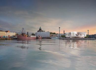 Helsinki Waterfront Hotel from Herzog & de Meuron - foto: Herzog & de Meuron