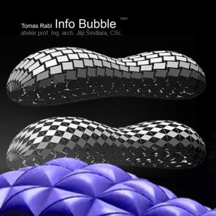 kruh 2010 jaro: Bez Hranic - Info Bubble - foto: Miron Mutyaba a Tomáš Rabl