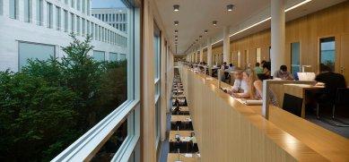Přednáška Ivana Reimana v NoD - Campus Westend, Frankfurt n/M. 2008 - foto: Müller-Reimann Architekten