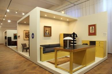 Jan Vaněk (1891–1962) – Civilizované bydlení pro každého - Instalace výstavy v Muzeu hlavního města Prahy, 3. 3. - 22. 8. 2010