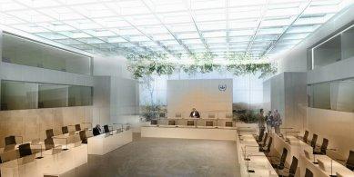 Mezinárodní trestní soud v Haagu bude mít nové sídlo - foto: Schmidt Hammaer Lassen