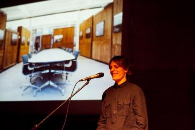 Bez hranic - postřehy z březnové přednášky Kruhu   - Radek Brunecký pobýval ve dvou holandských kancelářích (na snímku zasedací místnost SeARCH). Nyní pracuje u curyšského jezera v ateliéru e2a. - foto: Tomáš Souček, 2010